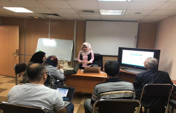 دورات تخصصية مركز الحاسبة الالكترونية جامعة النهرين