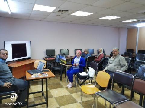 محاضرات مركز الحاسبة الالكترونية جامعة النهرين